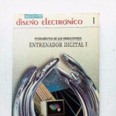 Libros de segunda mano: FUNDAMENTOS DE LOS ORDENADORES ENTRENADOR DIGITAL I. Lote 91935720