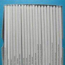 Libros de segunda mano: CURSO PRACTICO WINDOWS VISTA Y XP (20 CD'S). Lote 92073120
