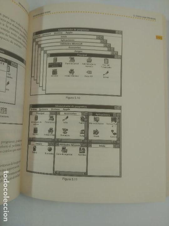 Libros de segunda mano: WINDOWS 3.1 PARA TORPES. MOURELLE, - JOSE MARIA. - ANAYA MULTIMEDIA. ILUSTRACIONES FORGES. TDK93 - Foto 2 - 92926070