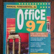 Libri di seconda mano: MANUAL FUNDAMENTAL DE OFFICE 97. Lote 93182140