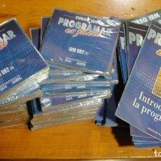 Libros de segunda mano: CURSO IBM PROGRAMAR ES FACIL. Lote 93267060