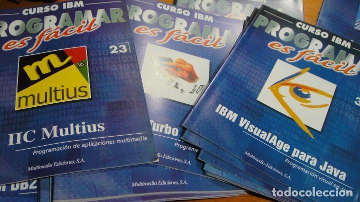 Libros de segunda mano: curso ibm programar es facil - Foto 2 - 93267060