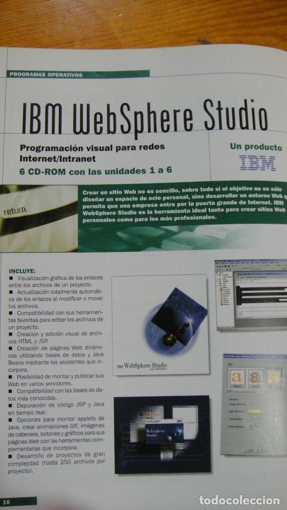Libros de segunda mano: curso ibm programar es facil - Foto 8 - 93267060