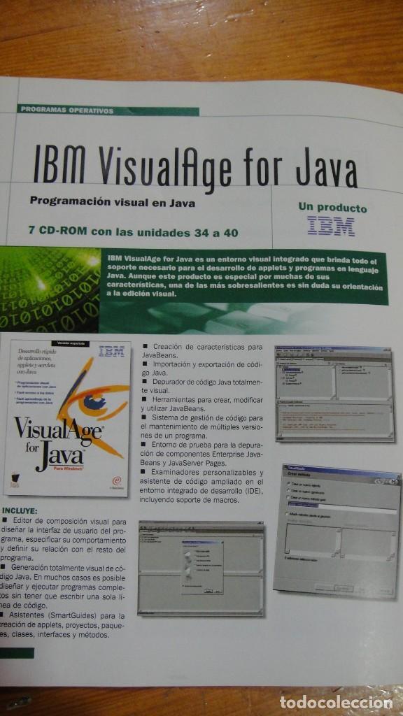 Libros de segunda mano: curso ibm programar es facil - Foto 14 - 93267060