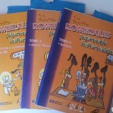 Libros de segunda mano: LA FAMILIA ROMERALES . Lote 93686342