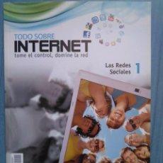 Libros de segunda mano: TODO SOBRE INTERNET 1. EL MUNDO. Lote 95673587