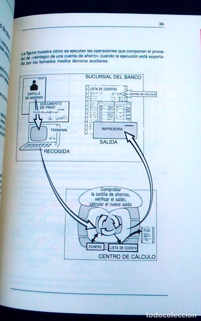 Libros de segunda mano: La clave para el uso de los ordenadores. Orgware. Wilfried Weitzel. CEAC. Informática años 80. - Foto 5 - 95928727