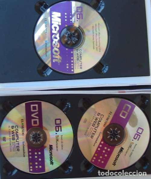 Libros de segunda mano: BASES DE DATOS - OFFICE ACCESS 2007 - LIBRO + DVD + 2 CD ROM 2008 - VER INDICE - Foto 3 - 97225103