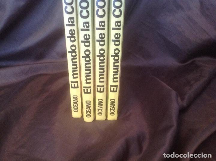 Libros de segunda mano: El Mundo de la Computación Editorial Océano 4 tomos 1988 envio peninsula 4,31€ puntopack - Foto 5 - 97967587