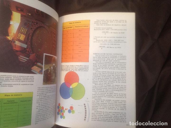 Libros de segunda mano: El Mundo de la Computación Editorial Océano 4 tomos 1988 envio peninsula 4,31€ puntopack - Foto 12 - 97967587