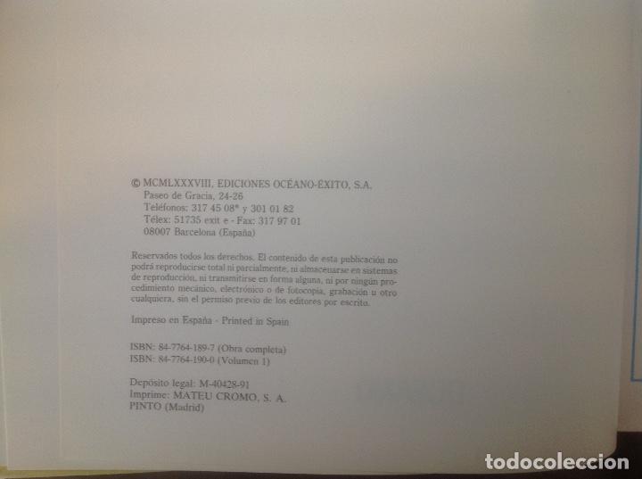 Libros de segunda mano: El Mundo de la Computación Editorial Océano 4 tomos 1988 envio peninsula 4,31€ puntopack - Foto 16 - 97967587