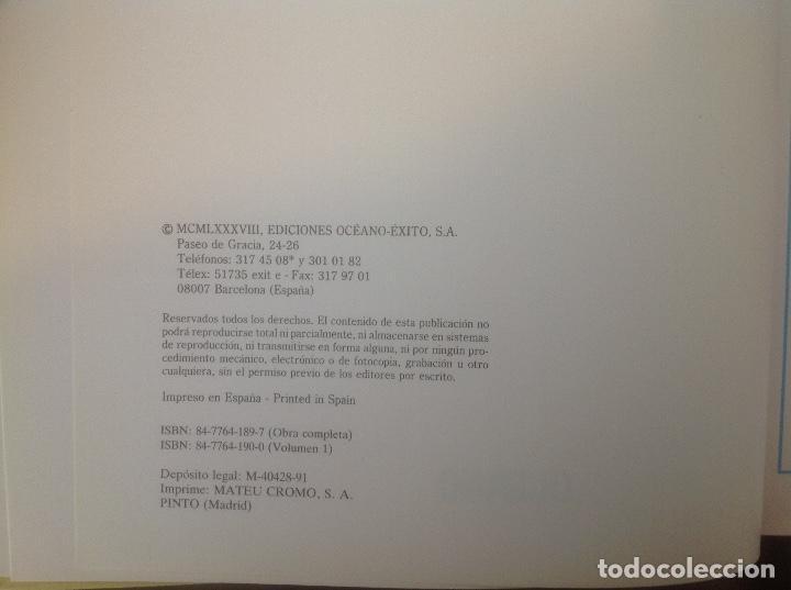 Libros de segunda mano: El Mundo de la Computación Editorial Océano 4 tomos 1988 envio peninsula 4,31€ puntopack - Foto 18 - 97967587