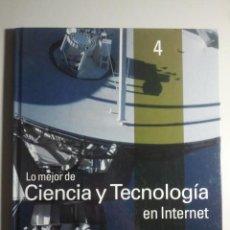 Libros de segunda mano: LO MEJOR DE CIENCIA Y TECNOLOGÍA EN INTERNET - GUÍA PRÁCTICA DE INTERNET 2000 - LIBRO + CD ROM. Lote 98521523