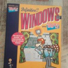 Libros de segunda mano - Windows 3.1 para torpes - José María Mourelle - Anaya - 1995 - 101451631