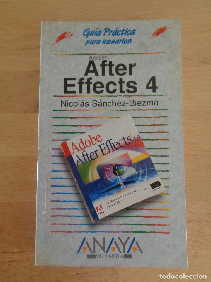 AFTER EFFECTS 4 (Libros de Segunda Mano - Informática)