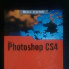Libros de segunda mano: LIBRO PHOTOSHOP CS4.MANUAL AVANZADO ANAYA. Lote 102304059