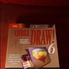 Libros de segunda mano: COREL DRAW! 6 AL DESCUBIERTO - CON CD - PRENTICE HALL. Lote 102414247