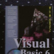 Libros de segunda mano: LIBRO Nº 1248 VISUAL BASIC 6 DE EVANGELOS PETROUTSOS. Lote 103069979