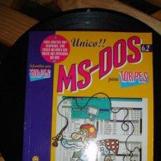 Libros de segunda mano: MS-DOS PARA TORPES. Lote 104256583