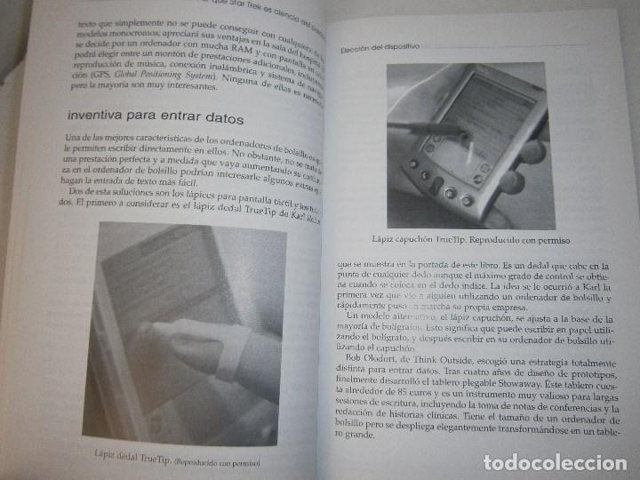 Libros de segunda mano: ORDENADORES DE BOLSILLO PARA MEDICOS AL UBAYDLI BLATT MEDIC 2004 - Foto 9 - 105764959