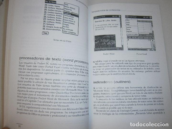 Libros de segunda mano: ORDENADORES DE BOLSILLO PARA MEDICOS AL UBAYDLI BLATT MEDIC 2004 - Foto 10 - 105764959