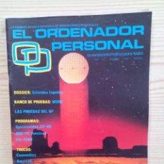 Libros de segunda mano: REVISTA EL ORDENADOR PERSONAL - NUMERO 57. Lote 107010919
