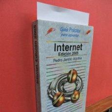 Libros de segunda mano: INTERNET EDICIÓN 2005. JAREÑO ALGOBIA, PEDRO. ED. ANAYA. MADRID 2006. 3ª REIMPRESIÓN. Lote 107407447