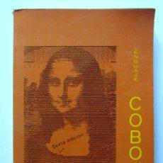 Libros de segunda mano: LENGUAJE COBOL. CIRO DE LA FUENTE. AÑO 1984. 439 PAGS.. Lote 109359446