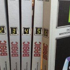 Libros de segunda mano: BASIC. ENCICLOPEDIA DE INFORMÀTICA. Lote 111085092