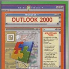 Libros de segunda mano: GUÍA VISUAL DE MICROSOFT OUTLOOK 2000. Lote 111495163