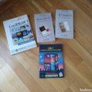 Libros de segunda mano: LOTE DE 4 LIBROS COREL DRAW 5. COREL 5.AUTOCAD 12 Y3DSTUDIO. Lote 112128402