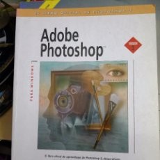 Libros de segunda mano: ADOBE PHOTOSHOP. VERSIÓN 3 - PARA WINDOWS . Lote 113118855