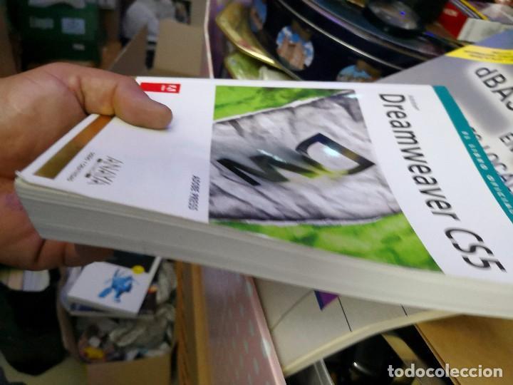 Libros de segunda mano: Libro oficial ADOBE DREAMWEAVER CS4 ANAYA - Foto 4 - 113119831