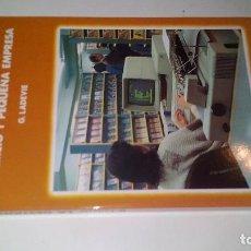 Libros de segunda mano: LA GESTION CON BASIC- G. LADEVIE - EDITORIAL GUSTAVO GILI. Lote 113432563