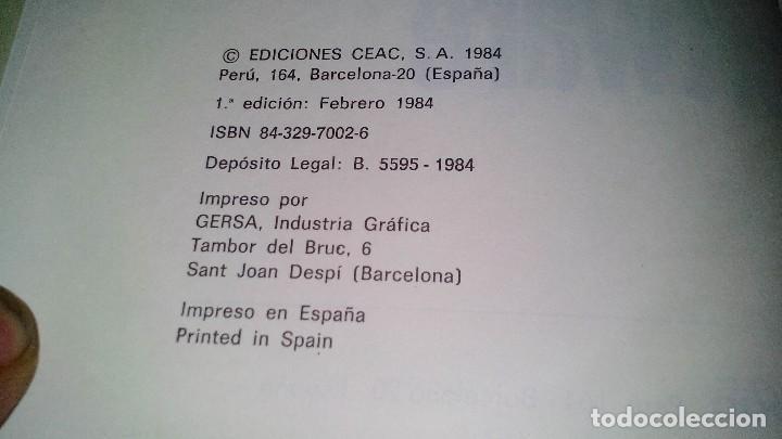 Libros de segunda mano: LA CLAVE PARA EL USO DE LOS ORDENADORES-SOFTWARE-WILFRIED WEITZEL - Foto 4 - 113432755