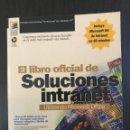 Libros de segunda mano: SOLUCIONES INTRANET, UTILIZANDO MICROSOFT OFFICE. MC GRAW HILL, MICROSOFT PRESS. Lote 114876599