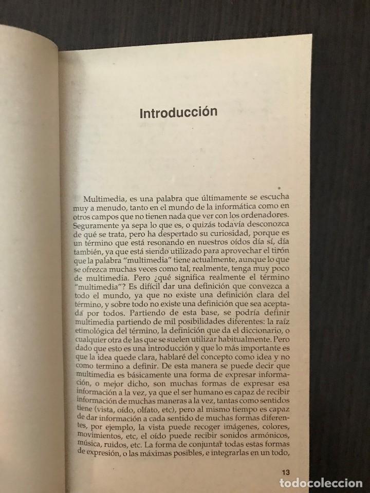 Libros de segunda mano: Multimedia - Biblioteca Informática. Ignacio de Bustos. PC Magazine - Foto 3 - 114981487