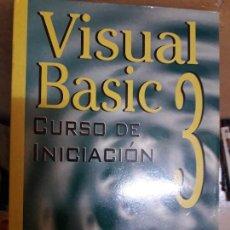 Libros de segunda mano: LIBRO DE VISUAL BASIC 3. Lote 115015343