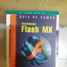 Libros de segunda mano: LIBRO FLASH MX. Lote 115066815