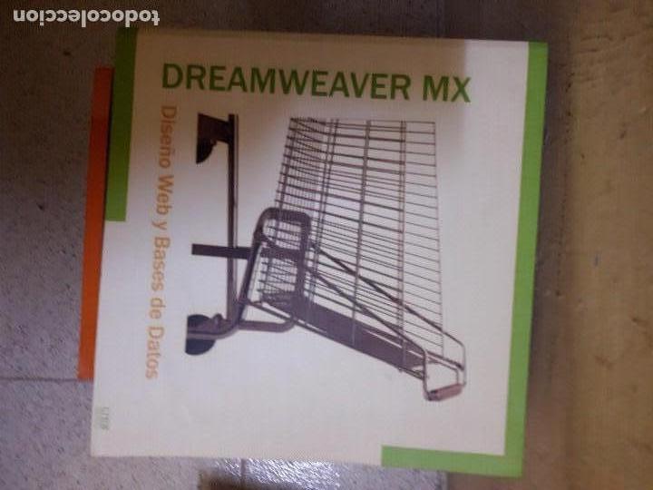 LIBRO DREAMWEAVER (Libros de Segunda Mano - Informática)