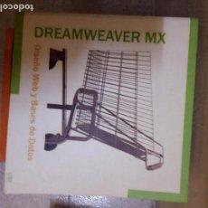 Libros de segunda mano: LIBRO DREAMWEAVER. Lote 115067223