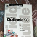 Libros de segunda mano: MICROSOFT OUTLOOK 98 - REFERENCIA RÁPIDA - STEPHEN L. NELSON - MICROSOFT PRESS - WINDOWS 98. Lote 115598955