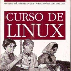 Libros de segunda mano: CURSO DE LINUX ANAYA CARLA SCHRODER. Lote 116188263