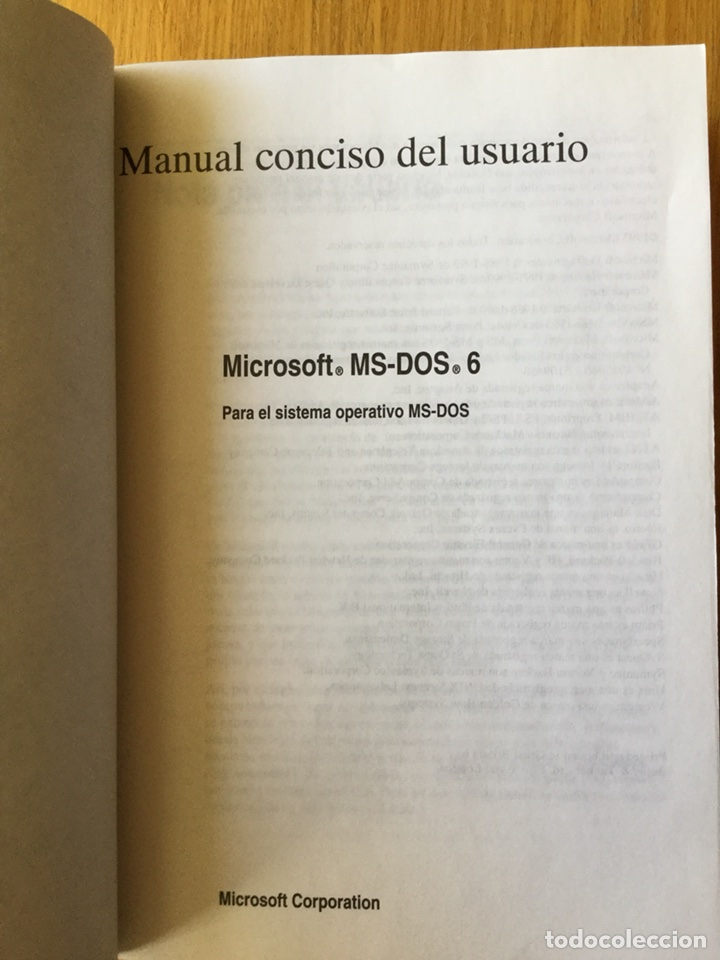 Libros de segunda mano: Manual usuario Windows para trabajo en grupo&MS-DOS 6.2 - Foto 4 - 116340188