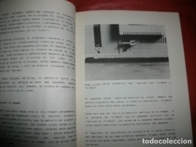 Libros de segunda mano: AMSTRAD PCW 8256 PARA PRINCIPIANTES - FETTE (DATA BECKER - FERRÉ MORET) - Foto 2 - 117244863