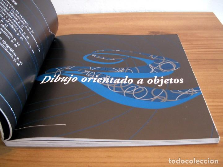 Libros de segunda mano: RATÓN, RATÓN. INTRODUCCIÓN AL DISEÑO GRÁFICO ASISTIDO POR ORDENADOR. FUENMAYOR, ELENA. 1 ª ED. 1996 - Foto 7 - 117406999