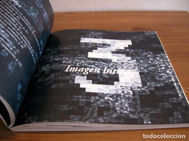 Libros de segunda mano: RATÓN, RATÓN. INTRODUCCIÓN AL DISEÑO GRÁFICO ASISTIDO POR ORDENADOR. FUENMAYOR, ELENA. 1 ª ED. 1996 - Foto 8 - 117406999