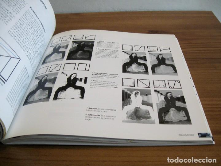 Libros de segunda mano: RATÓN, RATÓN. INTRODUCCIÓN AL DISEÑO GRÁFICO ASISTIDO POR ORDENADOR. FUENMAYOR, ELENA. 1 ª ED. 1996 - Foto 11 - 117406999
