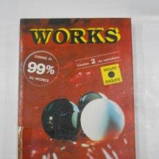 Libros de segunda mano: WORKS. J. CARLOS LUENGO. EDITORIAL PARANINFO. TDK341. Lote 117709663