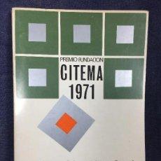 Libros de segunda mano: PREMIO FUNDACIÓN CITEMA 1971 LOS MINICOMPUTADORES 23X16CMS. Lote 118584267